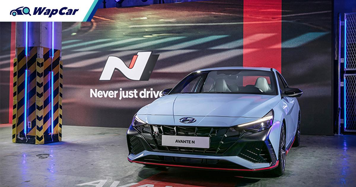 Priced from RM 117k in Korea, 2021 Hyundai Elantra N debuts with 6MT, 280 PS/392 Nm 01