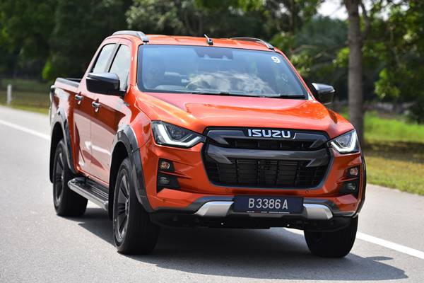 Quick Review: All-new 2021 Isuzu D-Max 3.0 X-Terrain, Malaysia's new best pick-up truck?
