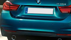 BMW 4 Series Coupe (2019) Exterior 011