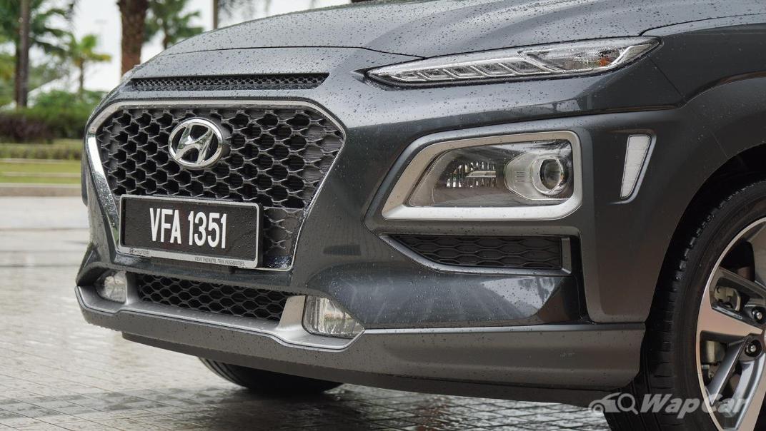 2020 Hyundai Kona 2.0 Standard Exterior 009
