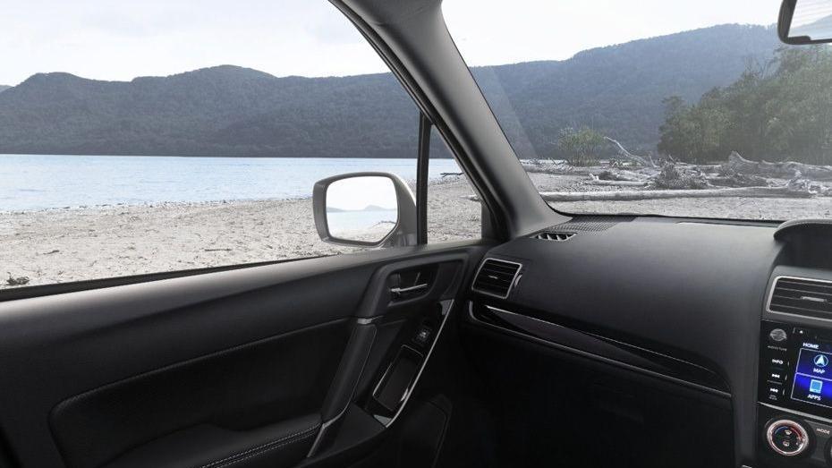 Subaru Forester (2018) Interior 005