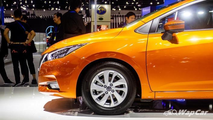 2020 Nissan Almera Public Exterior 005