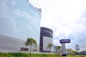 Volvo's latest 3S centre is run by Sime Darby Swedish Auto in Ara Damansara