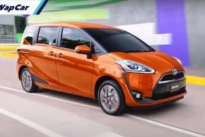 Toyota Sienta 'second hand' – serendah RM 54k, baloi beli untuk elak Perodua Alza dan Proton Exora?