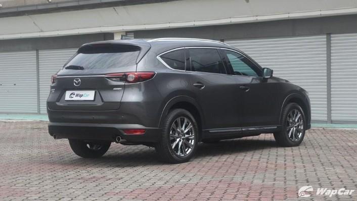 Mazda CX-8 2.2 SKYACTIVE (2019) Exterior 005