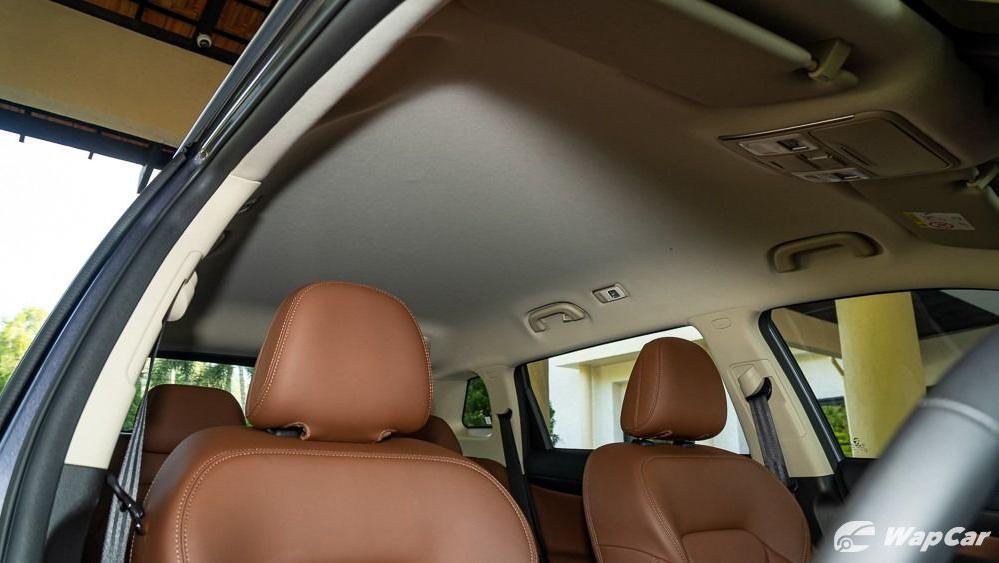 2020 Proton X70 1.8 Premium 2WD Interior 035