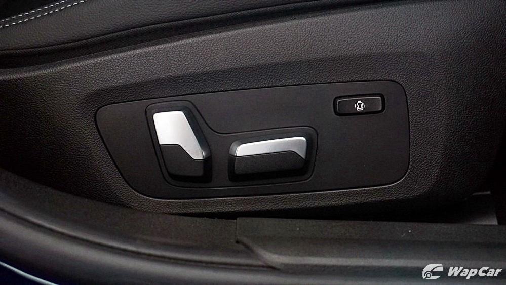2020 BMW 3 Series 320i Sport Interior 156