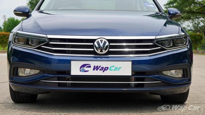 2020 Volkswagen Passat 2.0TSI Elegance Exterior 009