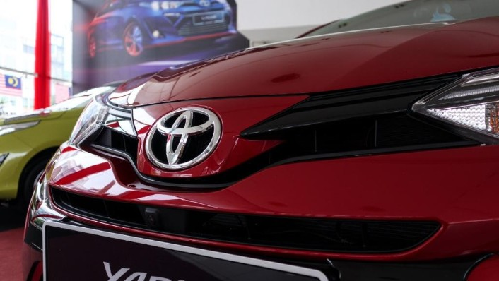 2019 Toyota Yaris 1.5E Exterior 006