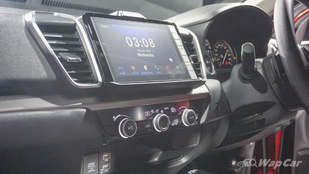 2020 Honda City 1.5L E Interior 005