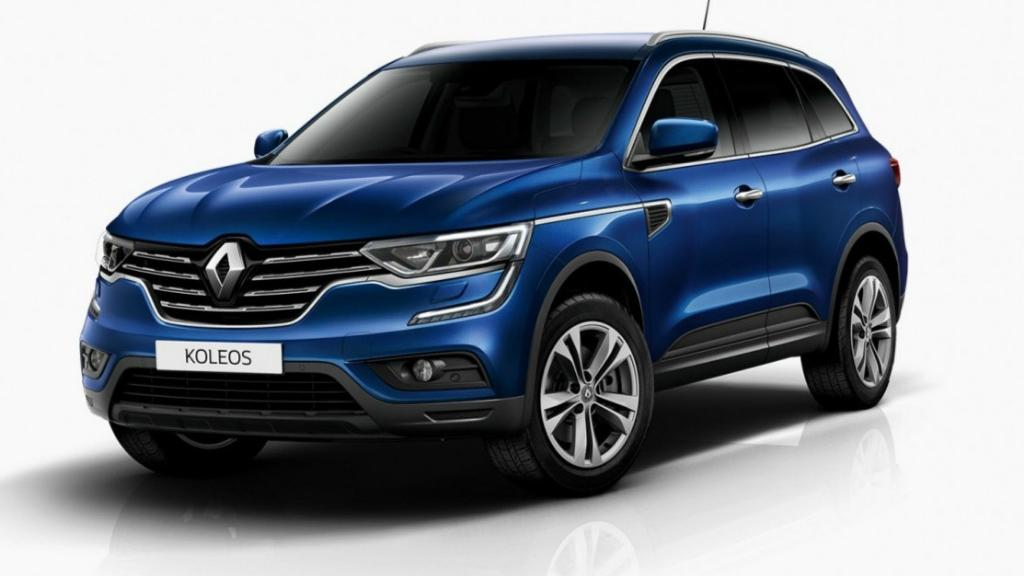 Renault Koleos (2019) Others 005