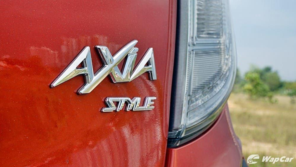 2019 Perodua Axia Style 1.0 AT Exterior 031