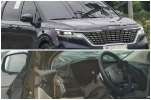 Undisguised! 2021 Kia Carnival looks good inside and outside!