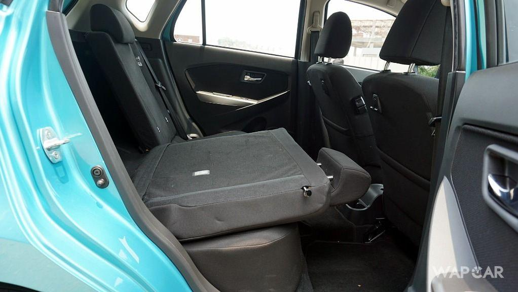 2018 Perodua Myvi 1.3 X AT Interior 049