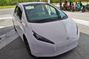 """This Malaysian EV costs RM600K to develop. Is it just a """"Honda Jazz"""" golf cart?"""