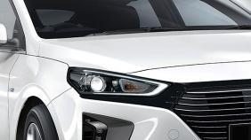 Hyundai Ioniq (2018) Exterior 010