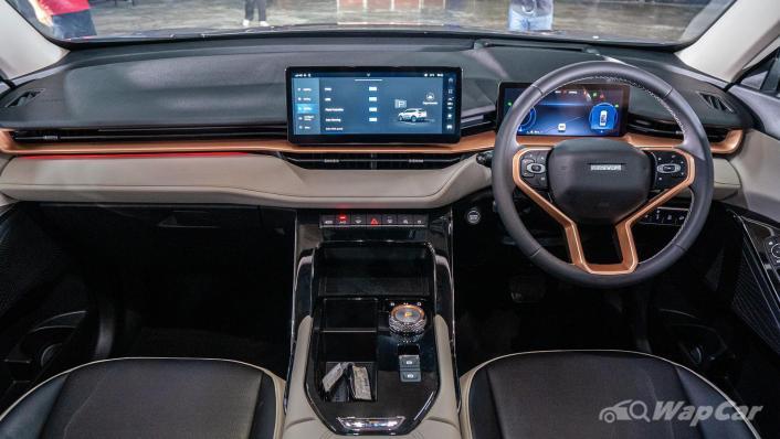 2021 Haval H6 Upcoming Version Interior 001