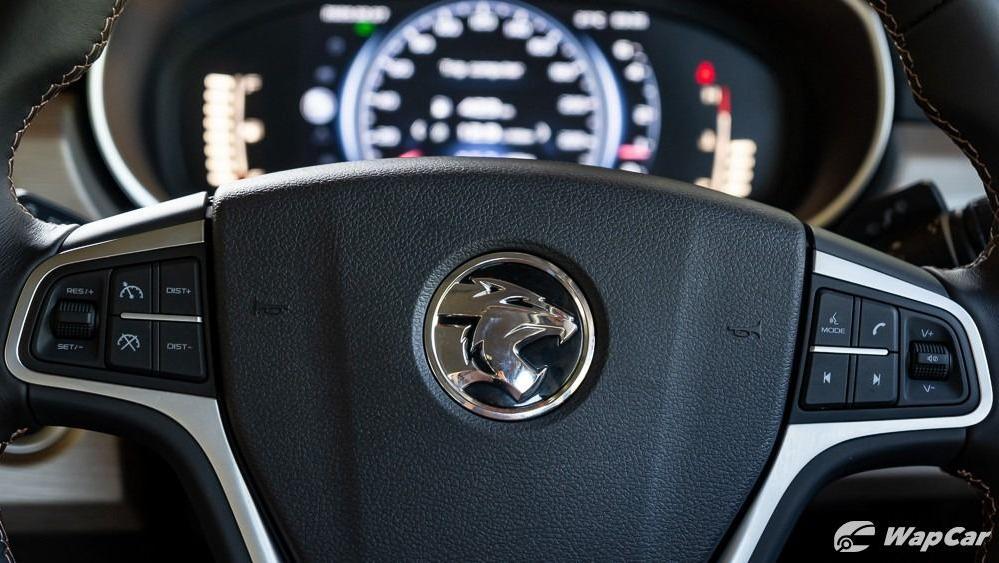 2020 Proton X70 1.8 Premium 2WD Interior 015