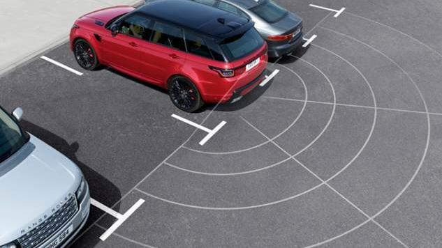 Land Rover Range Rover Sport (2017) Exterior 012