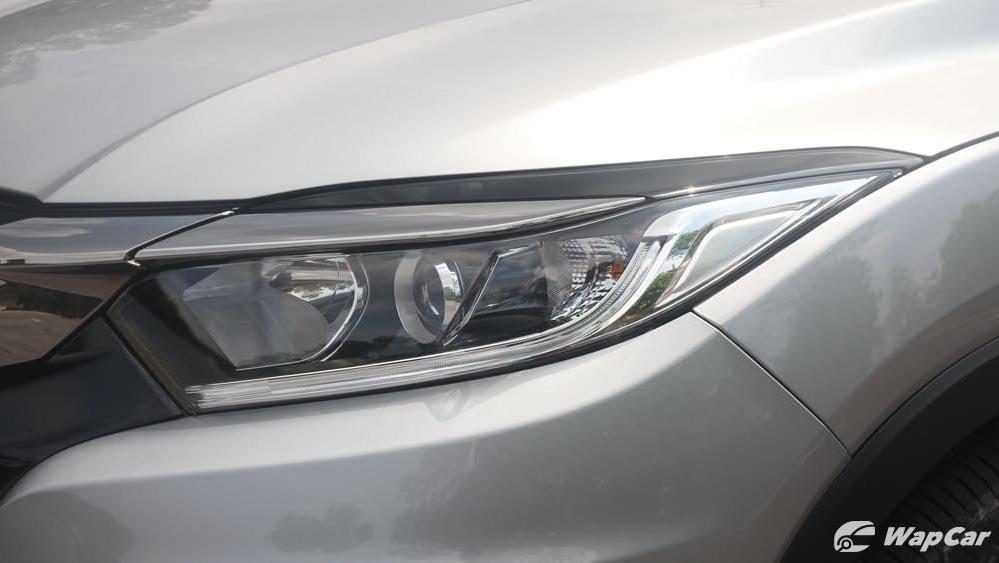 2019 Honda HR-V 1.5 Hybrid Exterior 038