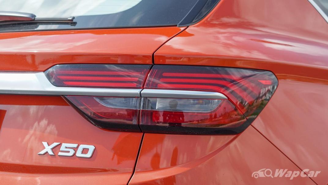 2020 Proton X50 1.5T  Flagship Exterior 022