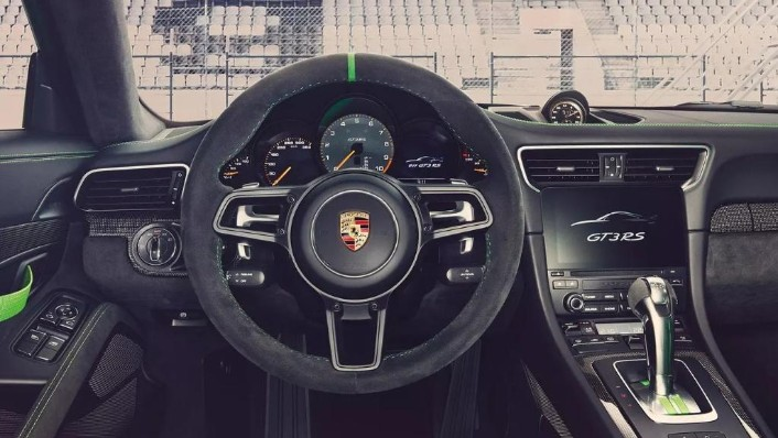 2019 Porsche 911 GT3 RS Interior 003