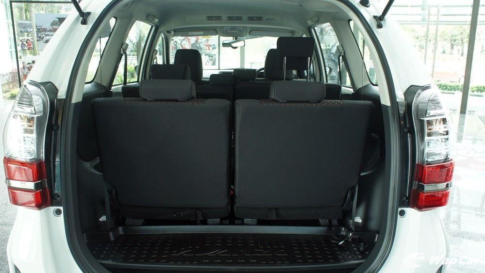 2019 Toyota Avanza 1.5S Interior 016