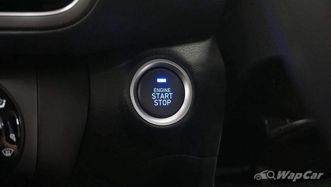 2021 Hyundai Kona 2.0 Active Interior 010