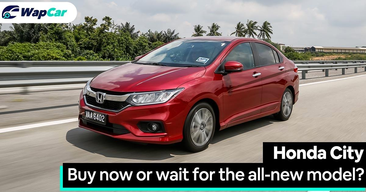 Honda City - Should you buy one now or wait for the new one? 01