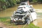 Sabah Four Wheel Drive Association recovers storm-wrecked Perodua Myvi