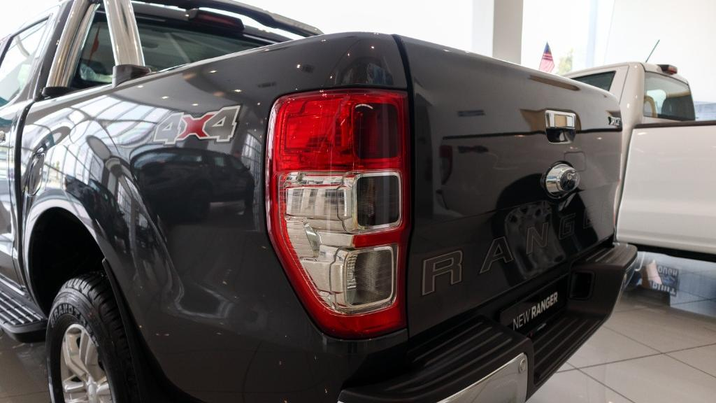 2018 Ford Ranger 2.0 Si-Turbo XLT+ (A) Exterior 012