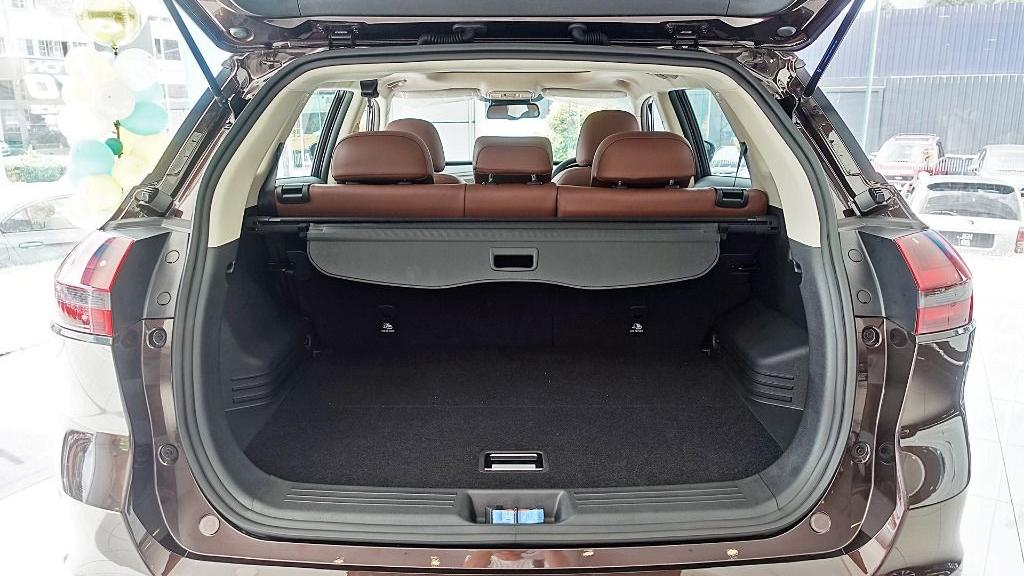 2018 Proton X70 1.8 TGDI Premium 2WD Interior 074