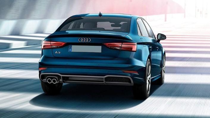 Audi A3 Sedan (2019) Exterior 003