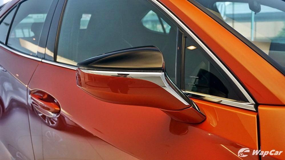 2020 Lexus UX 200 Urban Exterior 022