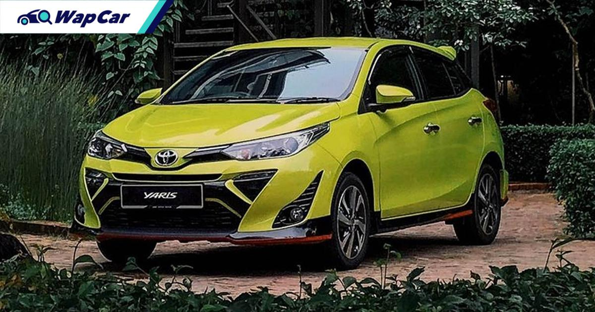 2020 Toyota Yaris – What's the minimum salary to get a loan? 01