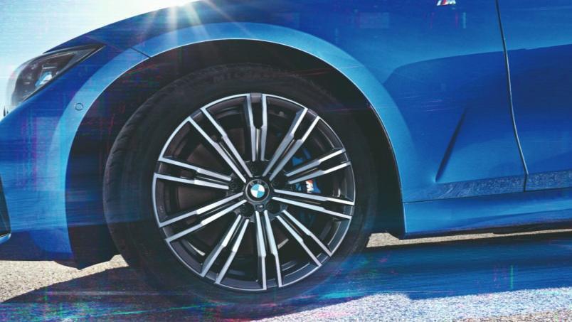 BMW 3 Series (2019) Exterior 006
