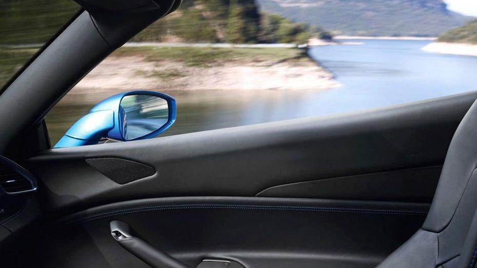 Ferrari 488 (2015) Interior 007