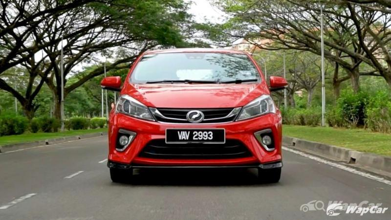 Reports: Supply of Perodua Myvi to resume in two months, chip shortage issue to be fixed 02