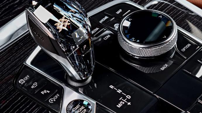 BMW X7 (2019) Interior 005