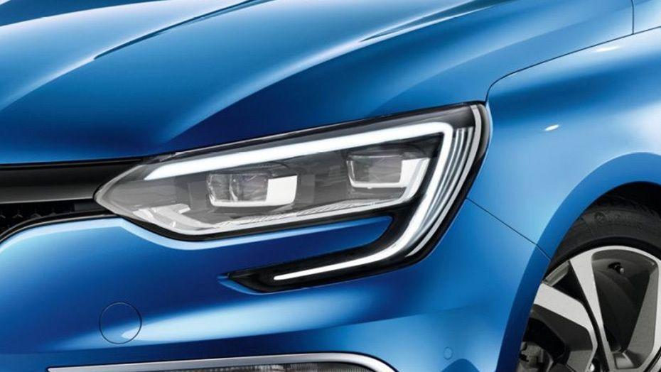 Renault Megane (2018) Exterior 005