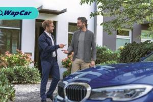 BMW Malaysia memperkenalkan perkhidmatan Door-to-Door yang baru