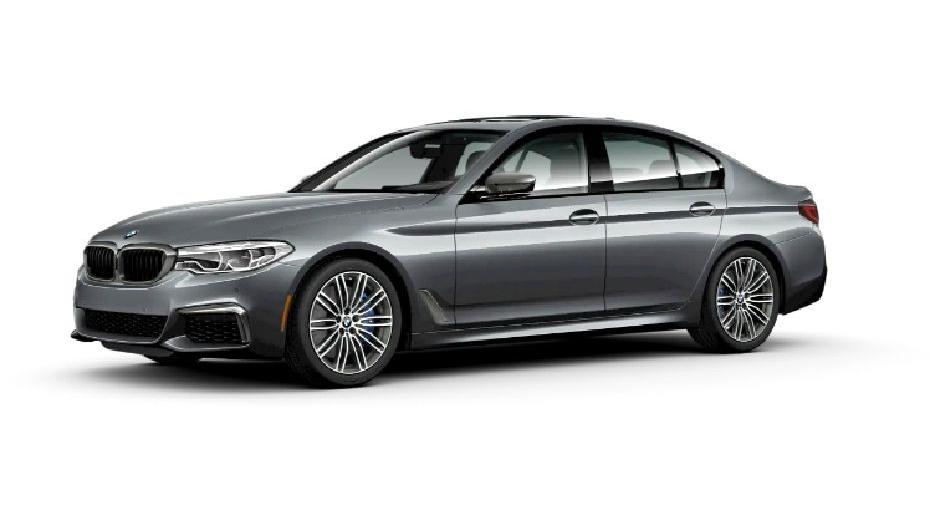 BMW 5 Series (2019) Others 002
