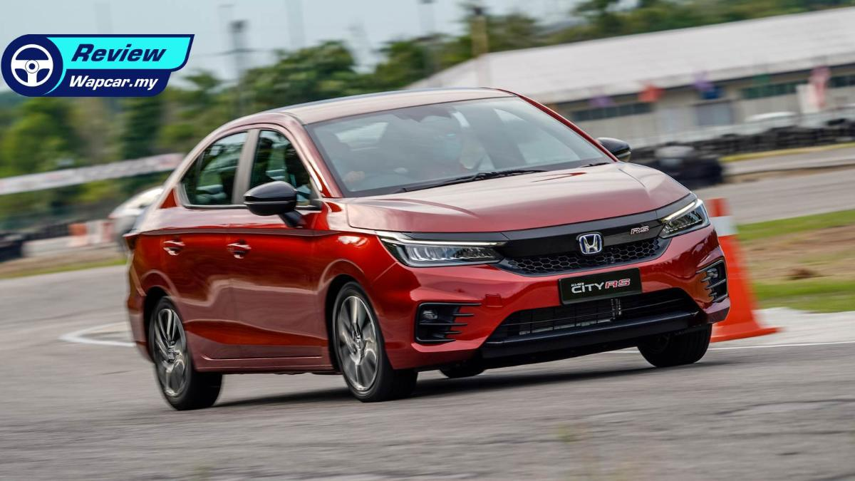 Review: Driving the world's first 2020 Honda City RS with i-MMD in Malaysia 01