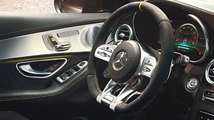 2018 Mercedes-Benz AMG GLC 300 Coupe AMG Line Interior 003