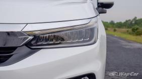 2020 Honda City 1.5L V Exterior 011