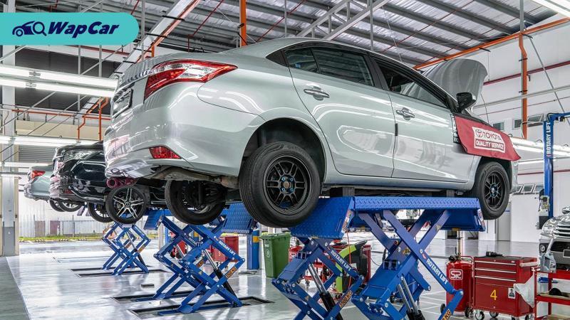 Toyota Vios 2020 – Kos servis naik harga, RM 4,242 untuk selepas 5 tahun 01