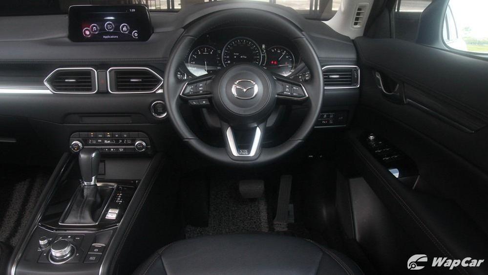 2019 Mazda CX-5 2.5L TURBO Interior 064