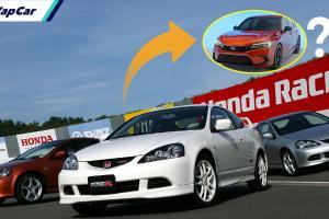 Honda Integra bakal kembali pada akhir 2021! - tapi sebagai Civic?
