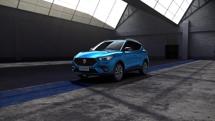 2020 MG ZS Upcoming Version Exterior 002