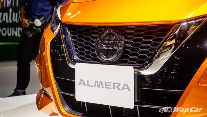 2020 Nissan Almera Public Exterior 006
